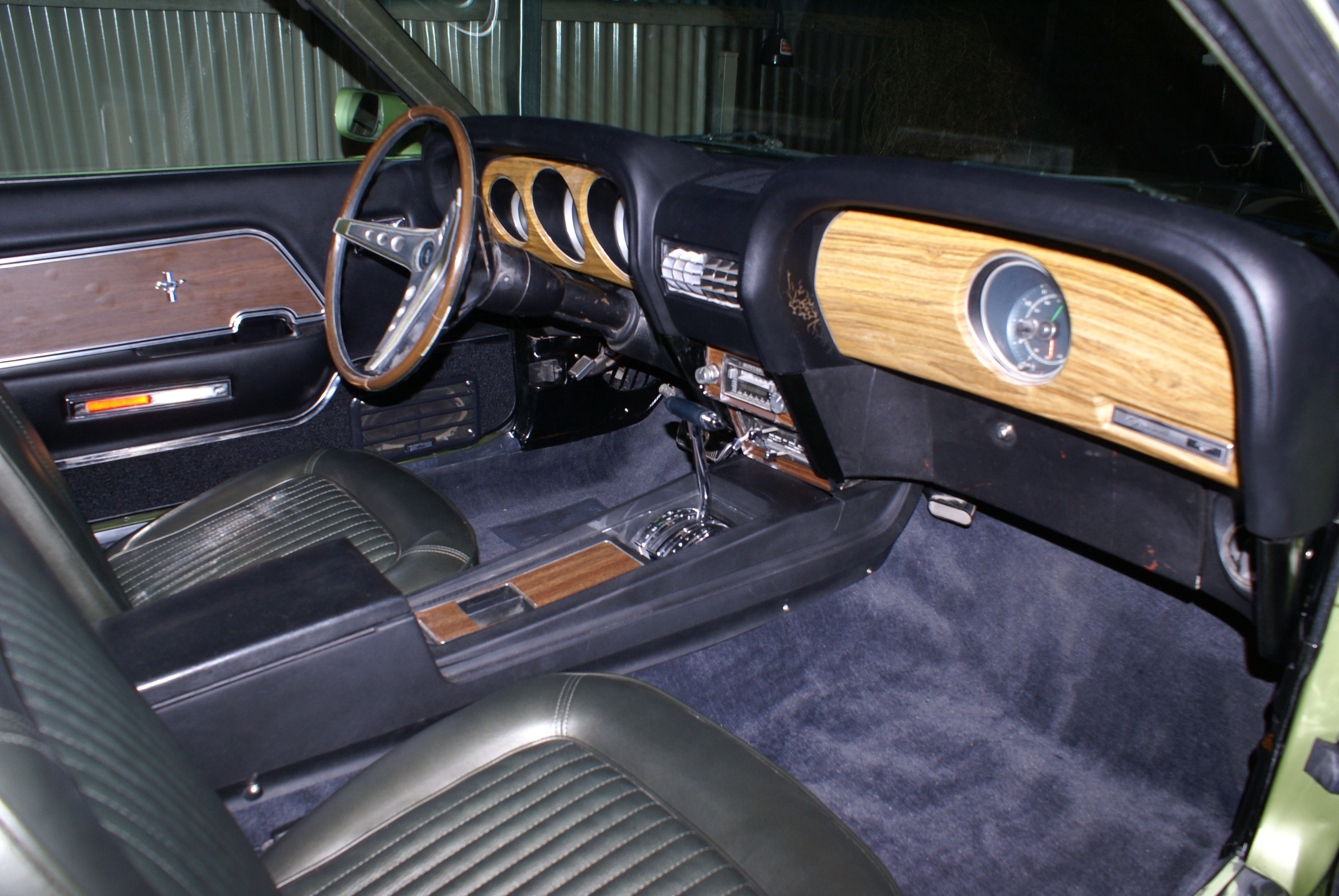1969 mustang interior dash pictures to pin on pinterest